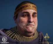 ACO Eudoros Head Model - Eugene Fokin