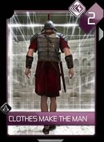 ACR Clothes Make the Man
