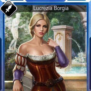 Lucrezia in Assassin's Creed: Memories.