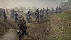 Mowa motywująca przed bitwą o Bunker Hill (AC3) by DarknessEyes23