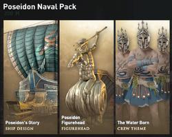 ACOD Poseidon Naval Pack