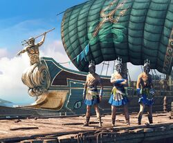 ACOD Poseidon Naval Pack Promo Image