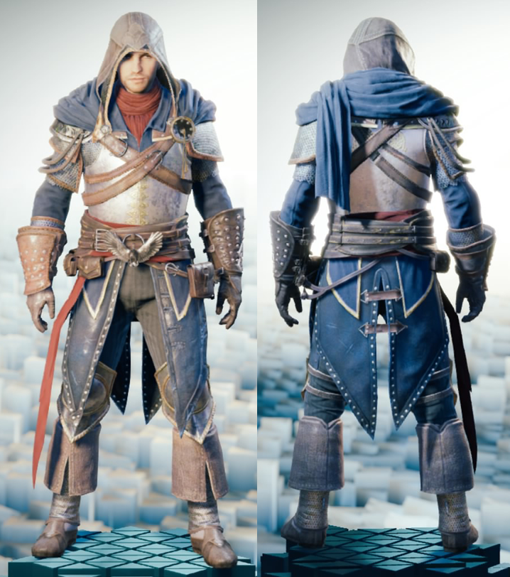 Image - ACU Legendary Medieval Outfit.png | Assassinu0026#39;s Creed Wiki | FANDOM powered by Wikia