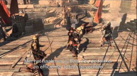Assassin's Creed Revelations -- Commented Single Player Walkthrough Trailer NL