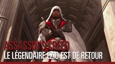 Assassin's Creed The Ezio Collection - Trailer d'annonce FR