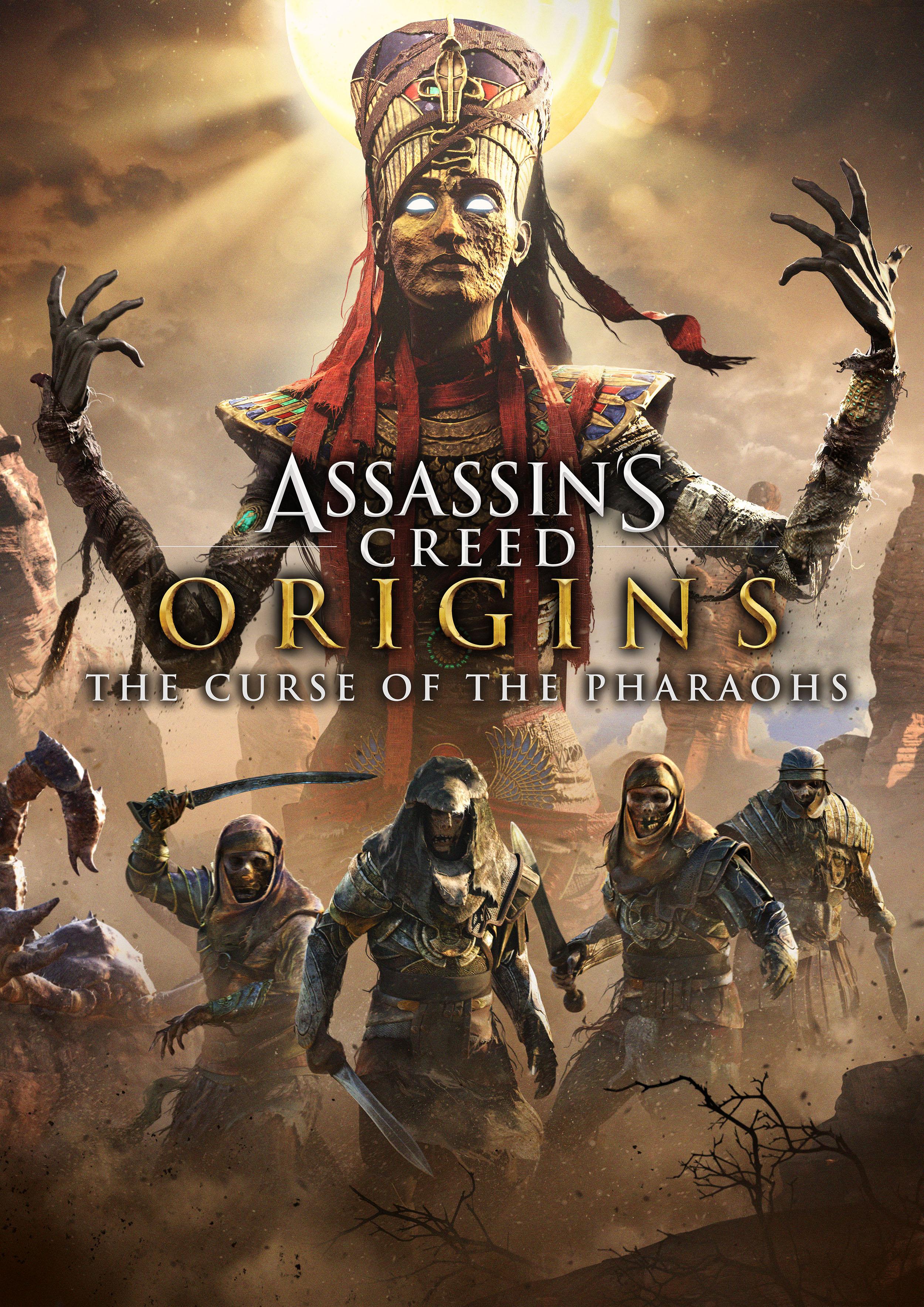 The Curse Of The Pharaohs Assassins Creed Wiki Fandom