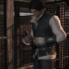 Ezio im Alter von 17