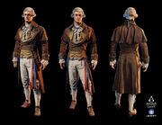 Robespierre - Renders
