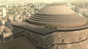 Synchronizacja z otoczeniem na Panteonie (ACB) (by Kubar906)
