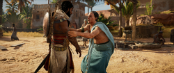 ACO Hidden Tax - Klaudios Begging Bayek