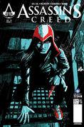 AC Titan Comics 10 Cover C