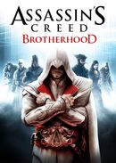 Assassins Creed brotherhood cover