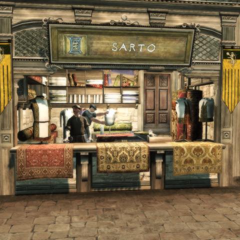Monteriggioni Tailor shop