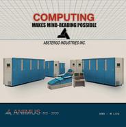 ACIV Animus MS-3000 ABS-M
