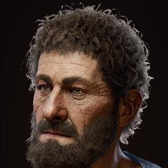 普罗泰戈拉的肖像