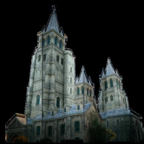 <b>Saint-Germain-des-Prés</b> dans la <a href=