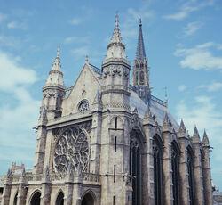 ACU Sainte-Chapelle 5