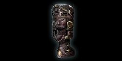 Statuetta Maya