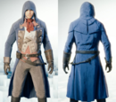 Assassin's Creed: Unity outfits