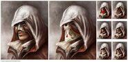 Golden Mask Concept