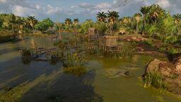 ACO Tanière de crocodiles (Heracleion SE)