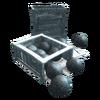 ACRO Compartiment à boulets explosifs élite