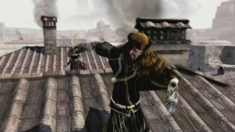 Assassin's Creed Brotherhood Multiplayer Trailer
