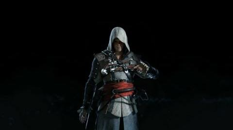 Edward Kenway, A Pirate Trained by Assassins Assassin's Creed 4 Black Flag North America