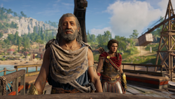 Onwards to Phokis - Assassins Creed Odyssey