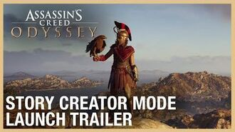 Assassin's Creed Odyssey E3 2019 Story Creator Mode Launch Trailer Ubisoft NA