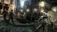 Ezio assassina da un nascondiglio Venezia
