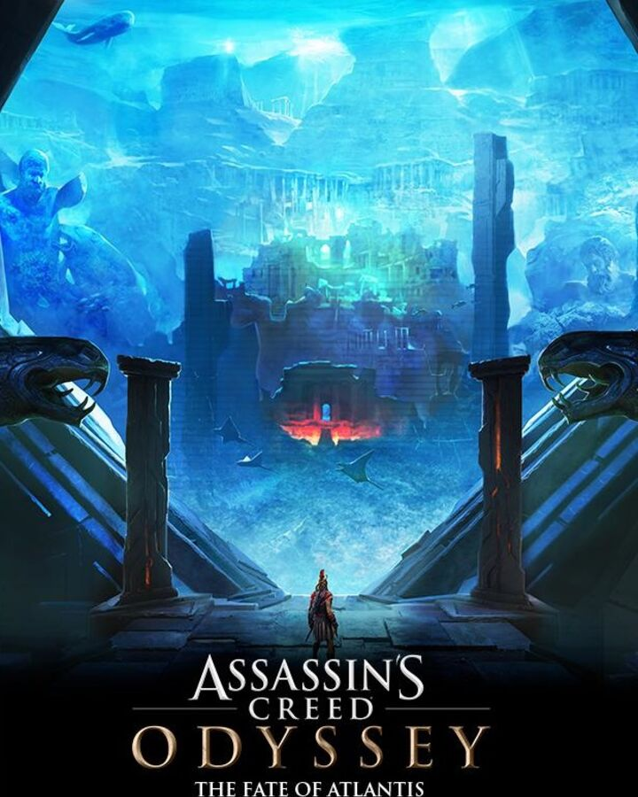 The Fate Of Atlantis Assassin S Creed Wiki Fandom