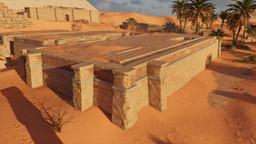 ACO Mastaba du cimetière oriental