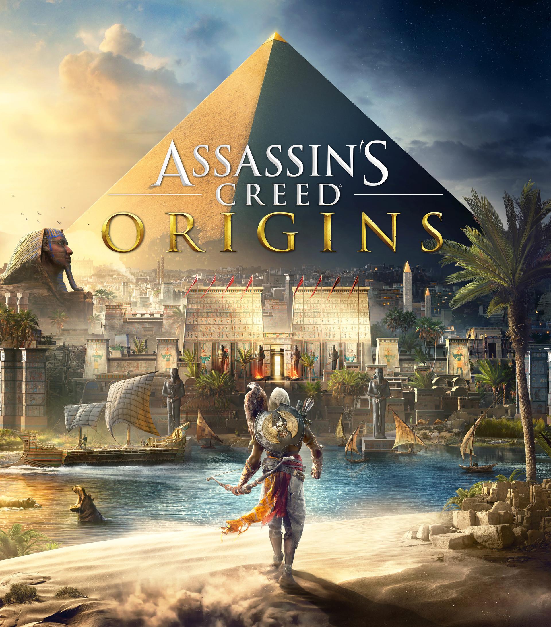 Assassin S Creed Origins Assassin S Creed Wiki Fandom