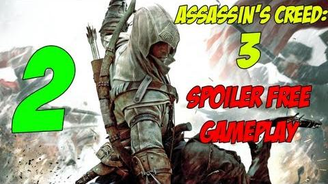 Assassin's Creed 3 Gameplay 2