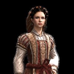 Claudia Auditore da Firenze<br />(1461 –?)