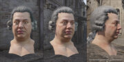 King Louis - Head Renders