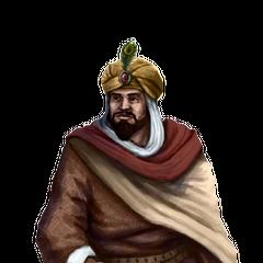 Muhammad XII of Granada<br />(c. 1460 – c. 1533)