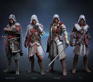 ACID Classes Assassins