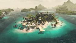 ACIV Mariguana Island