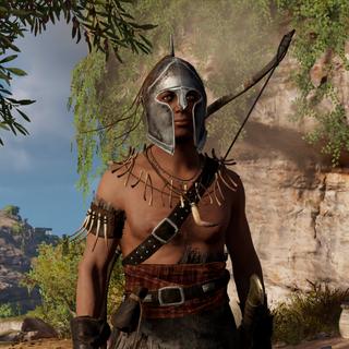 Standard et archer