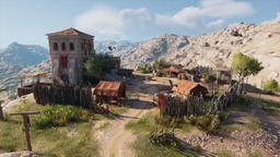 ACO Camp romain d'Hydrax