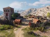 Camp romain d'Hydrax