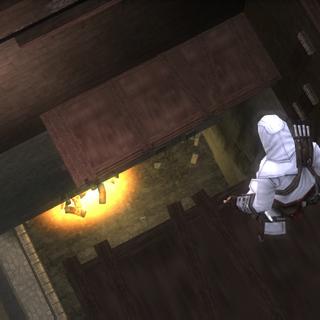 阿泰尔潜入城堡