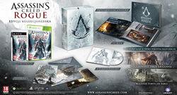 Edycja kolekcjonerska dla Assassin's Creed Rogue PL