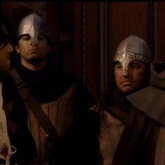 费代里科被安东尼奥及其手下威胁