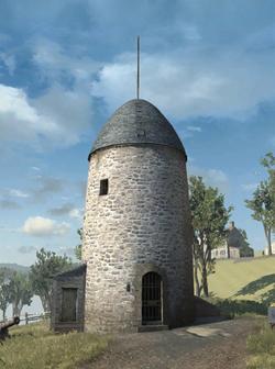AC3 Gunpowder Magazine Database Image