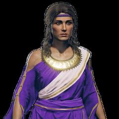 神教成员视图中的阿斯帕西娅