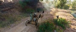 ACO Wild Ride - Bayek and Nikias Chariot