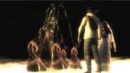 Giunone mostra a Desmond asservamento umano